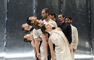 Métamorphoses (Liza Alpízar Aguilar, Renate Graziadei, Xuan Shi, Sergiu Matis & Ensemble) © Sebastian Bolesch