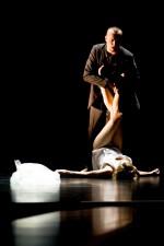 Passion (Georg Nigl, Barbara Hannigan) © Bernd Uhlig