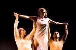 Passion (Virgis Puodziunas, Barbara Hannigan, Xuan Shi) © Bernd Uhlig