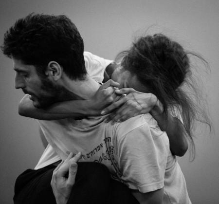 Roméo et Juliette_Probenfoto_Ygal Jérome Tsur, Zaratiana Randrianantenaina © Sebastian Bolesch
