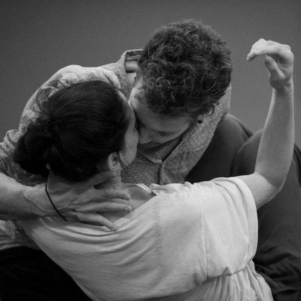 Rehearsing »Roméo et Juliette« by Sasha Waltz © Sebastian Bolesch