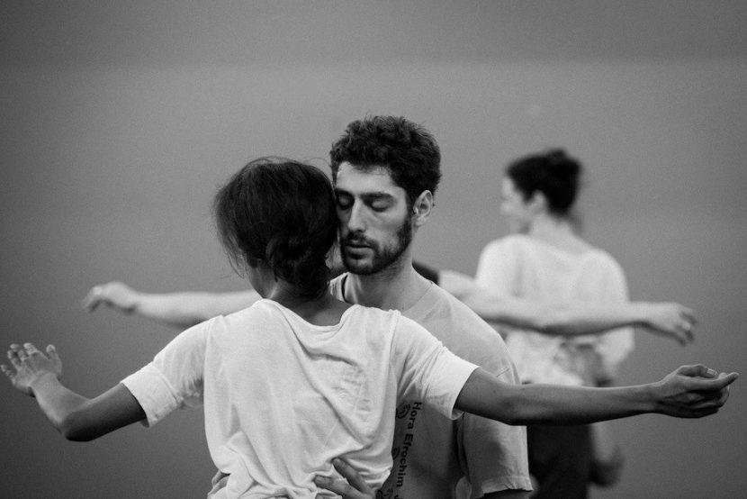 Rehearsing »Roméo et Juliette« by Sasha Waltz @ Sebastian Bolesch