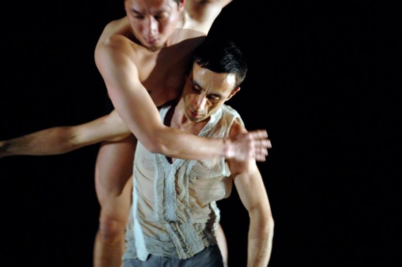 Impromptus (Xuan Shi, Juan Kruz de Garaio Esnaola) © Sebastian Bolesch