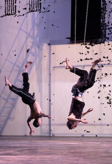 Dido & Aeneas by Sasha Waltz (2005) ©Sebastian Bolesch