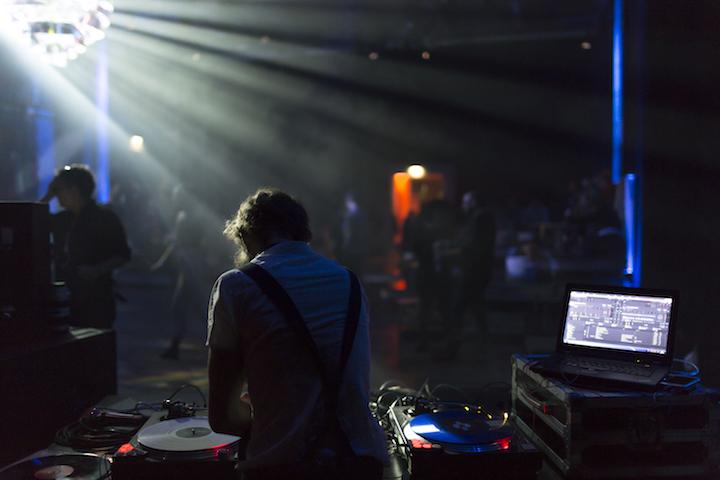 DJ Parole Emil! Eva Raduenzel©