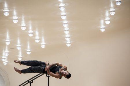 »Figure Humaine« Sasha Waltz Elbphilharmonie Hamburg © Bernd Uhlig