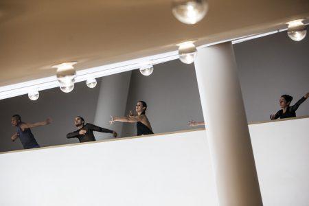 »Figure Humaine« Sasha Waltz Elbphilharmonie Hamburg© Bernd Uhlig