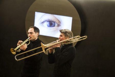 »Figure Humaine« Sasha Waltz Elbphilharmonie Hamburg_Sava Stoianov_Uwe Dierksen© Bernd Uhlig