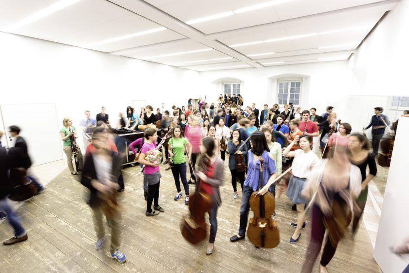 Junge Deutsche Philharmonie © Achim Reissner