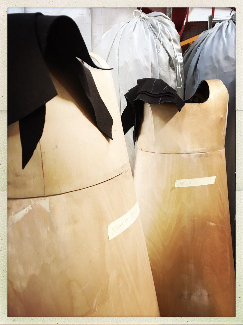 Kostüm noBody von Bernd Skodzig - Foto aus Fundus