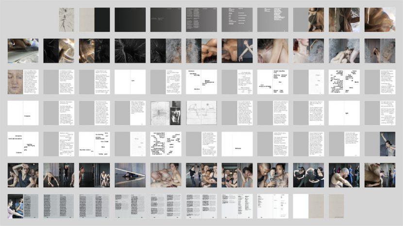 Programmheft Kreatur Einzelseiten Übersicht ©Daniel Wiesmann