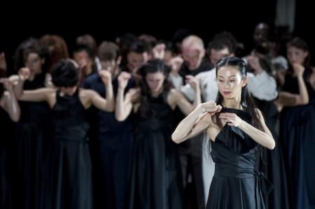 Continu_Niannian Zhou, Ensemble © Sebastian Bolesch