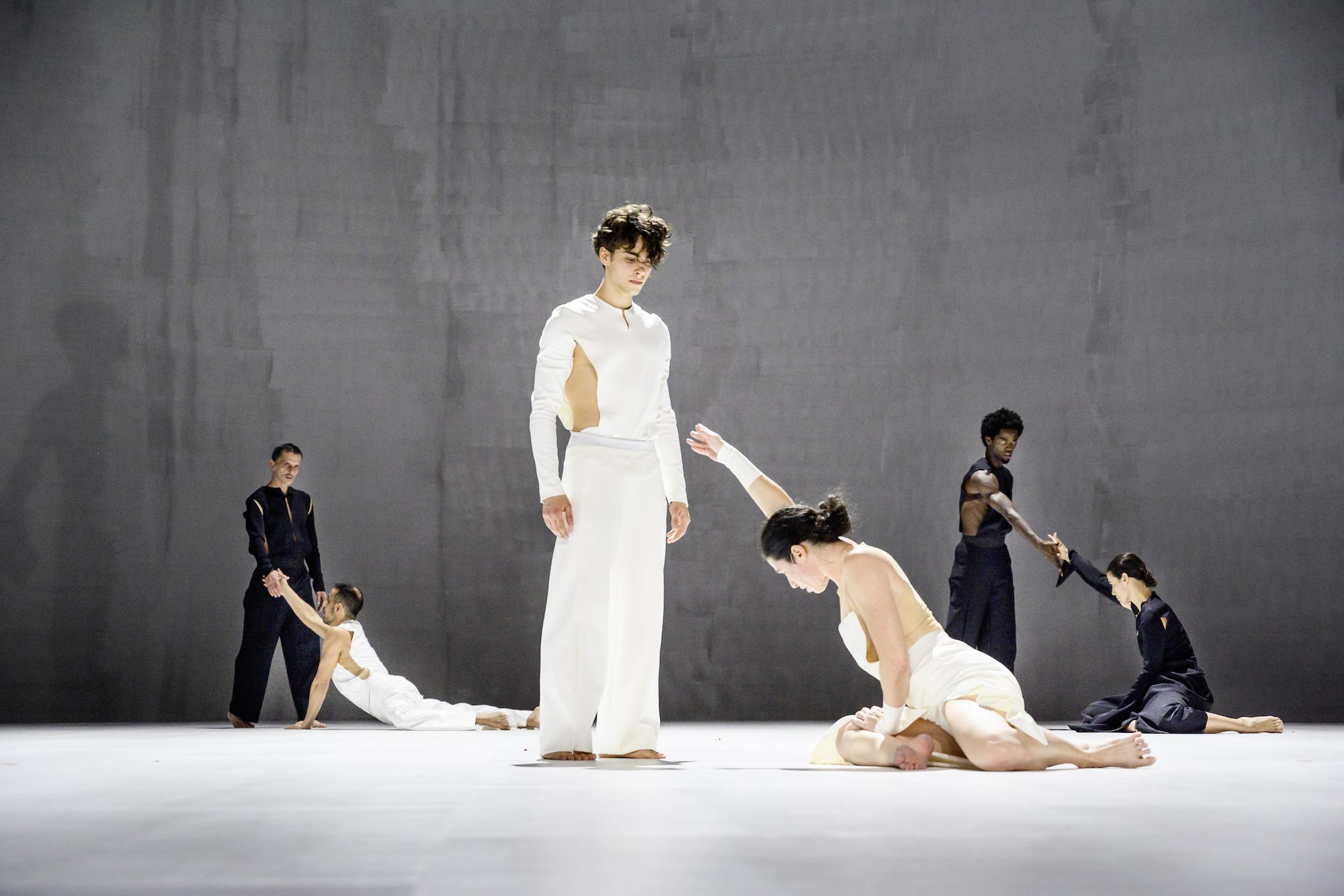 rauschen Sasha Waltz & Guests © Julian Röder