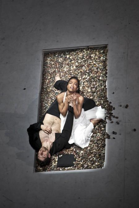 Roméo et Juliette_Ygal Tsur, Zaratiana Randrianantenaina © Bernd Uhlig © Bernd Uhlig