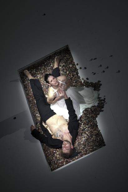 Roméo et Juliette_Joel Suárez Gómez, Yael Schnell © Bernd Uhlig