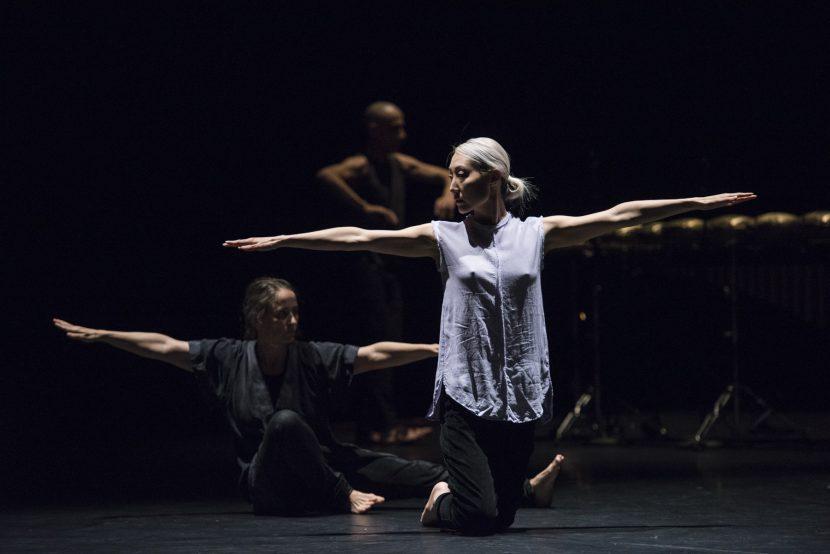 Improvisation Sasha Waltz & Guests Sebastian Bolesch©