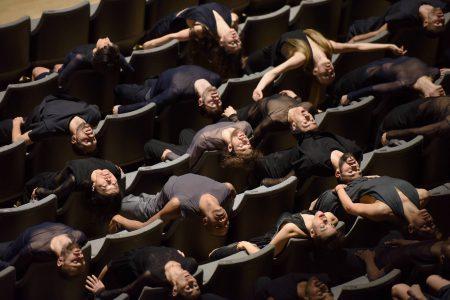 »Figure Humaine« Sasha Waltz Elbphilharmonie Hamburg © Michael Zapf