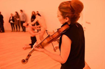 »Figure Humaine« Sasha Waltz Elbphilharmonie Hamburg_Carolin Widman © Michael Zapf