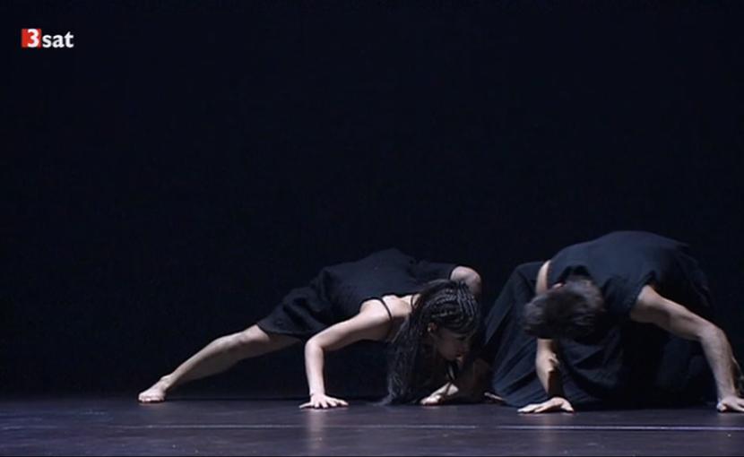 © Szene aus Brigitte Kramers Filmportrait »Sasha Waltz. Das Leben - Ein Tanz«